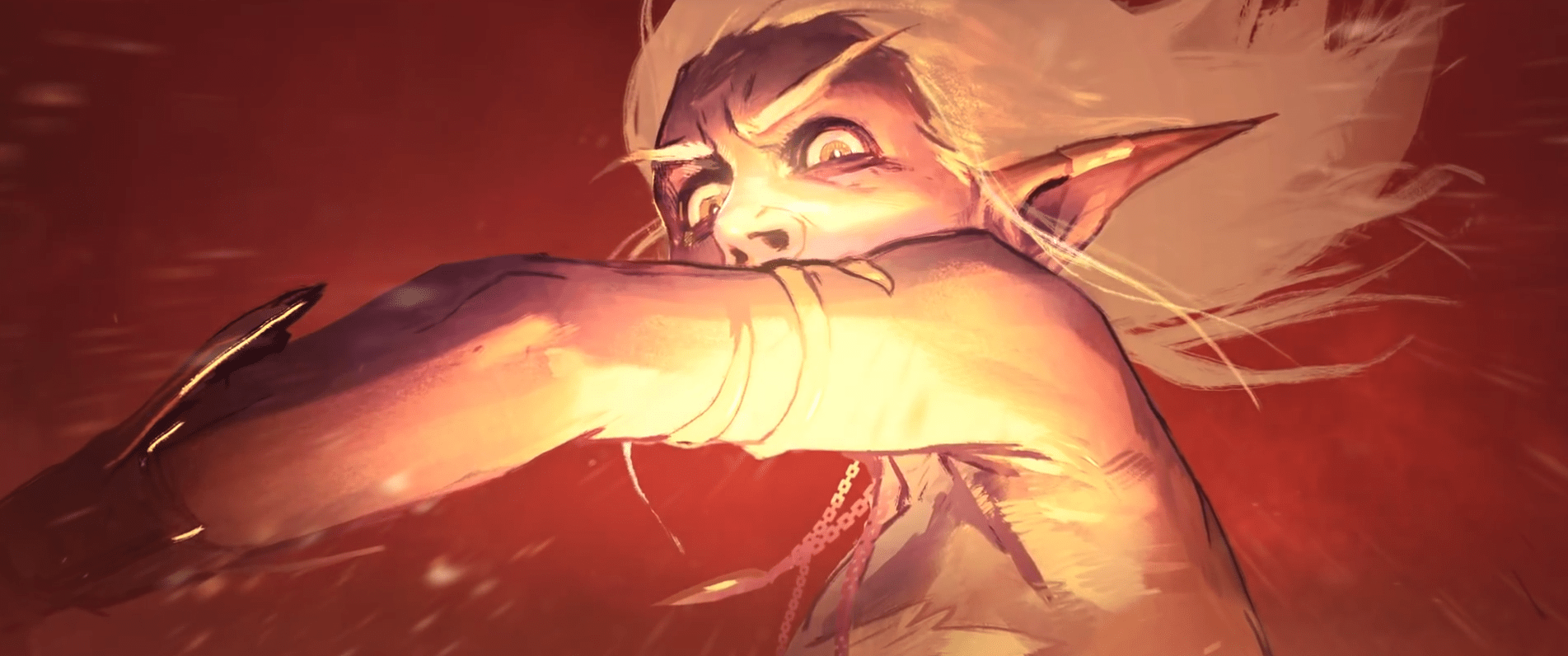 The final Battle for Azeroth Warbringers short is cosmic, watery horror