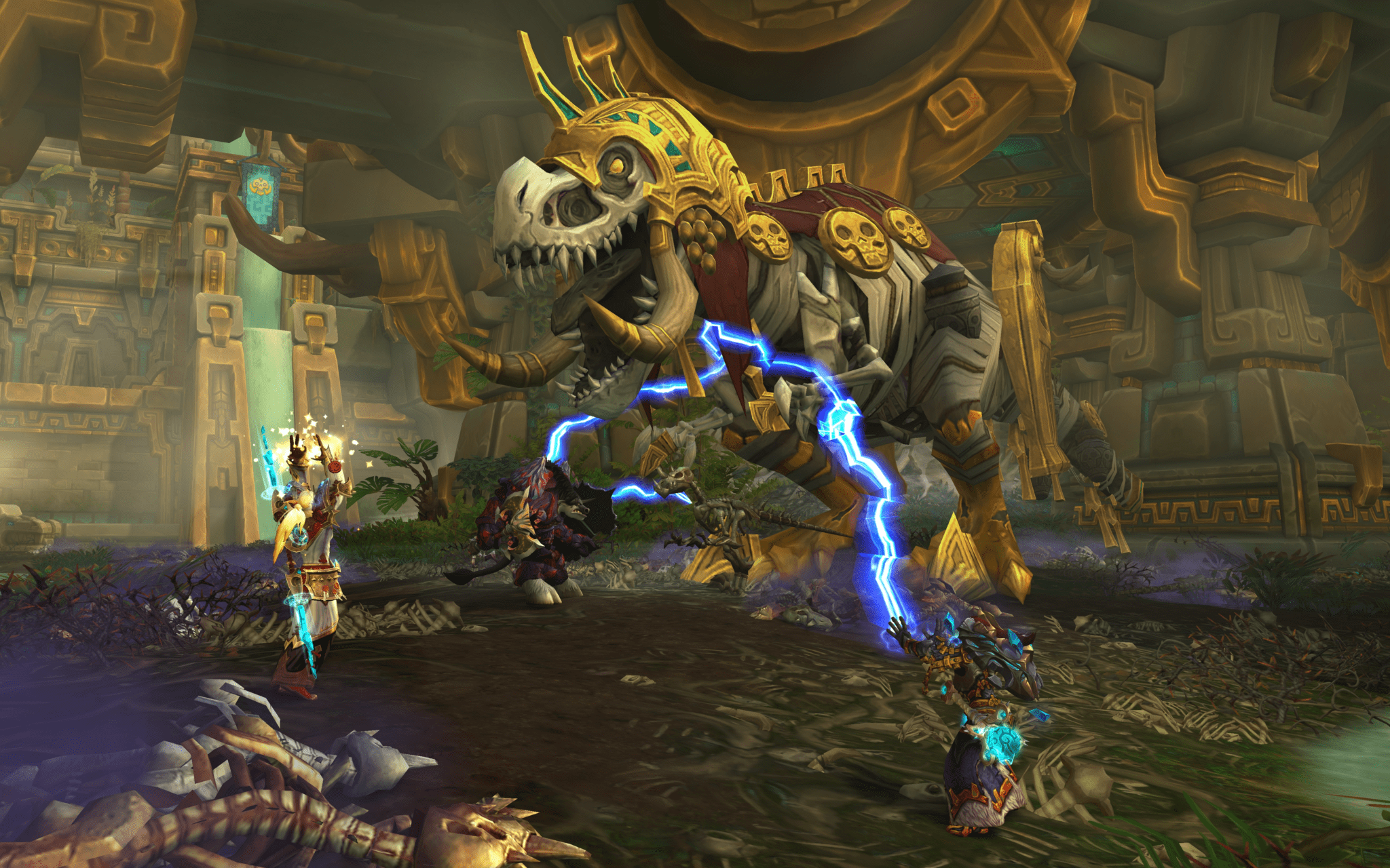 World of Warcraft's story is heading down a weird, wild path