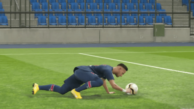 Neymar Is So Realistic On The New Pro Evolution Soccer