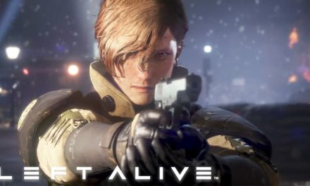 Left Alive – Release Date Announcement Trailer (Japanese)