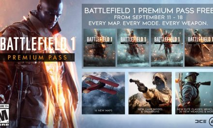 EA Are Giving Away Battlefield 1's Premium Pass For Free Next Week