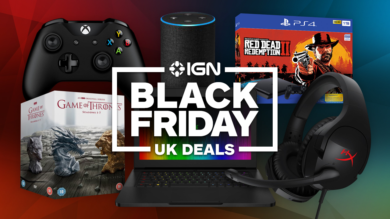 Black Friday UK 2018: Everything You Need to Know and How to Get the Best Deals