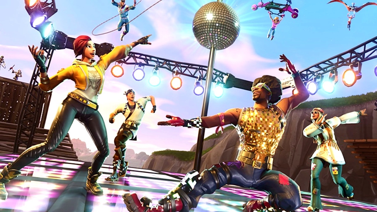 New Fortnite Limited Time Mode Just Wants You To Dance