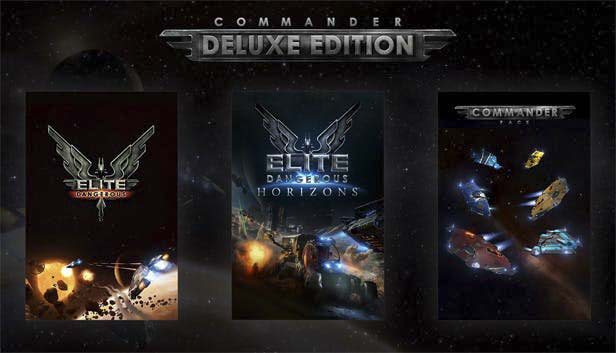 Elite Dangerous Deluxe Edition 76% Off Just £9.59 But Hurry