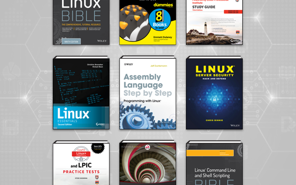 Humble Book Bundle: Linux by Wiley (pay what you want and help charity)