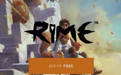 RiME – PC Version is Free for a Limited Time Only