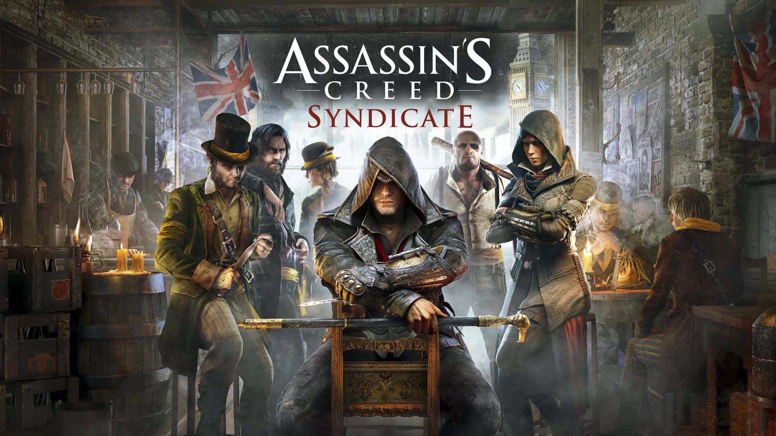 """Free to Download Now: February's Giveaway is """"Assassins Creed Syndicate"""" – Epicgames"""