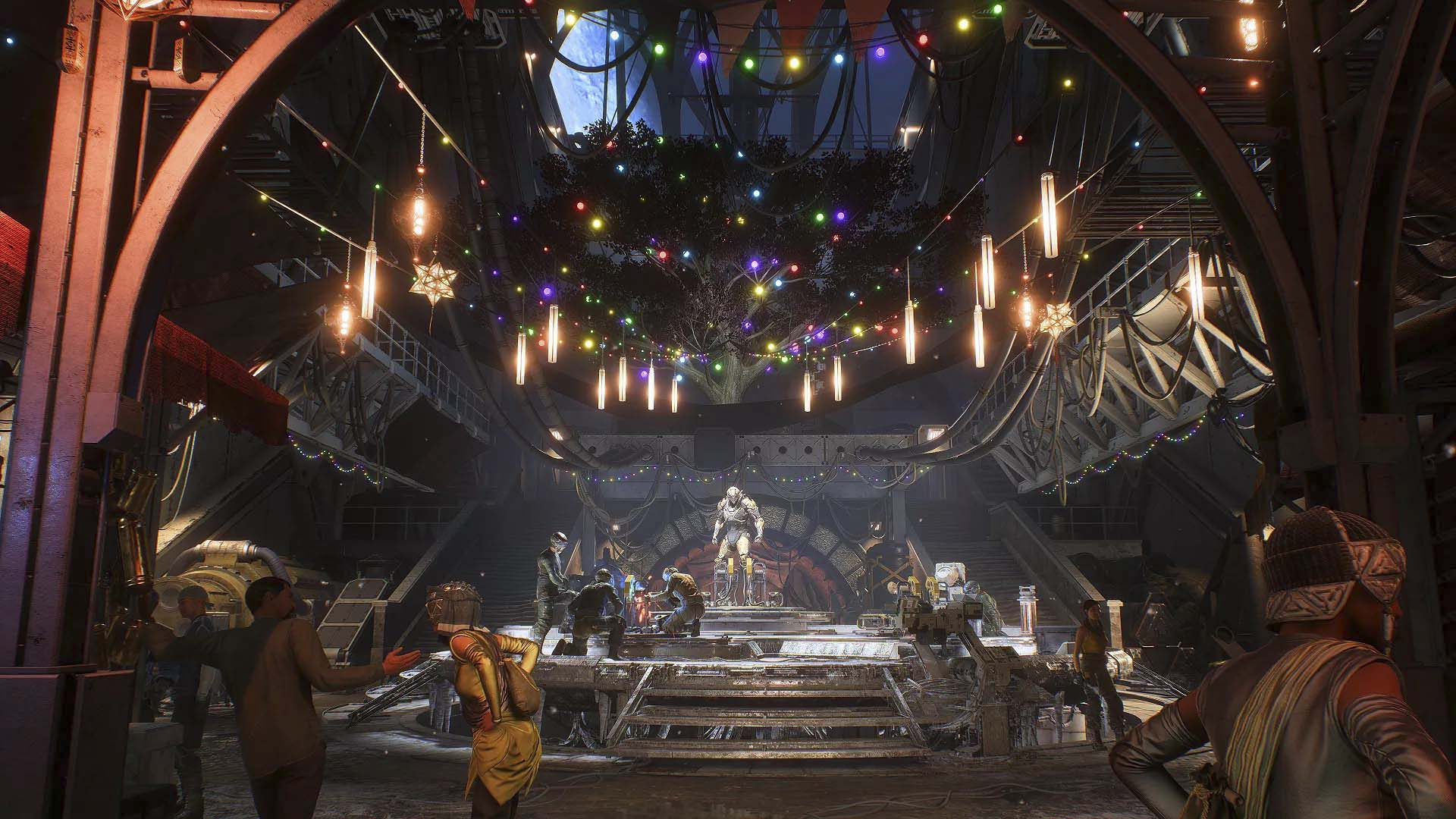 Anthem Update – Upcoming longer-term Redesign & Reinventing of the experience BioWare Blog