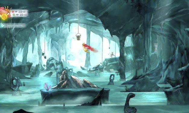 Free Games for #Covid19: Child of Light from Uplay