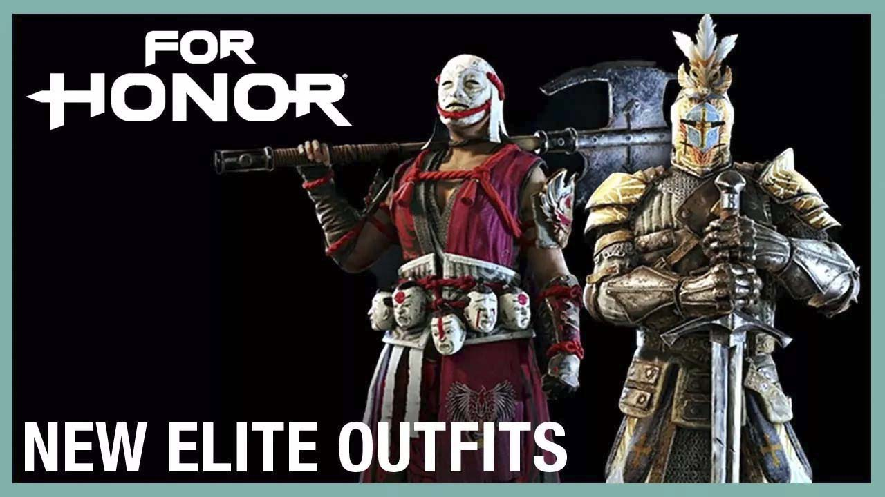 For Honor: New Elite Outfits | Weekly Content Update: 05/03/2020 | Ubisoft – YouTube