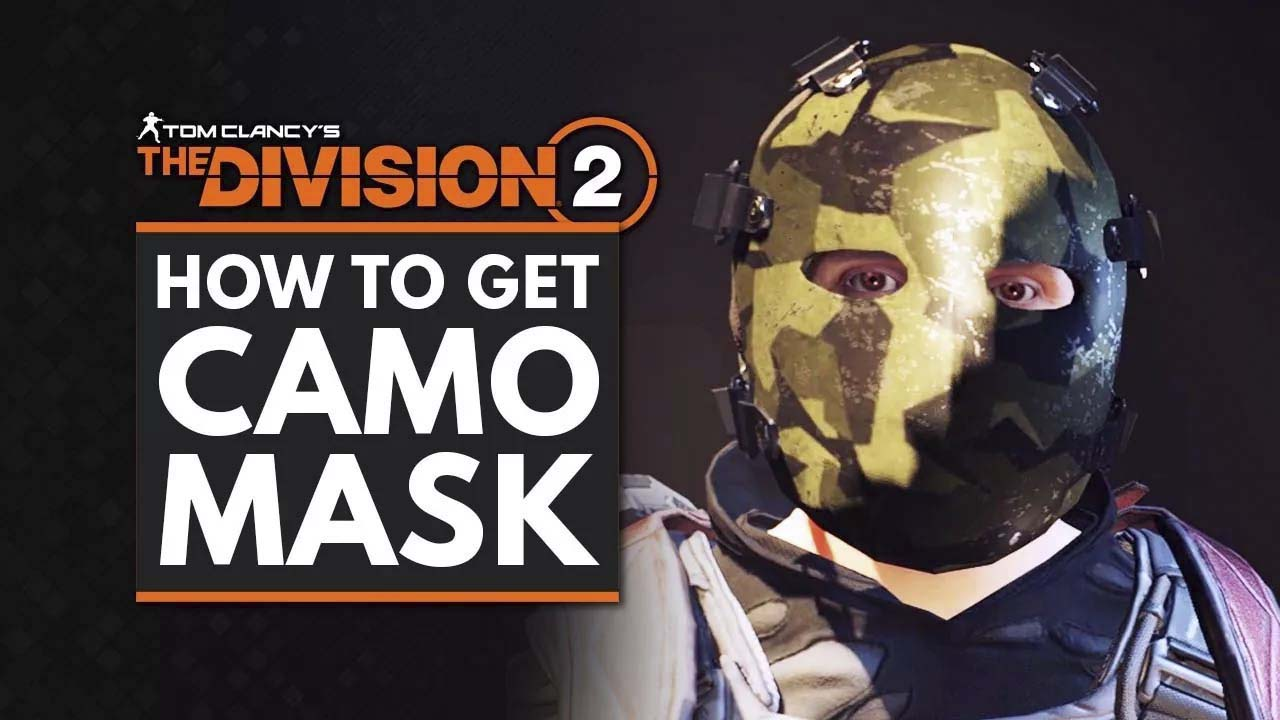 The Division 2 | How to Get the CAMO Mask – Warlords of New York Hunter Locations Guide – Arekkz Gaming
