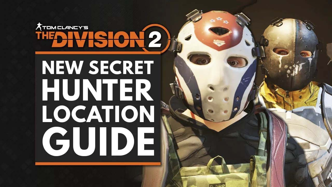 The Division 2 | Warlords of New York Secret Hunter Location Guide – How to Get Psycho & Drip Masks – YouTube