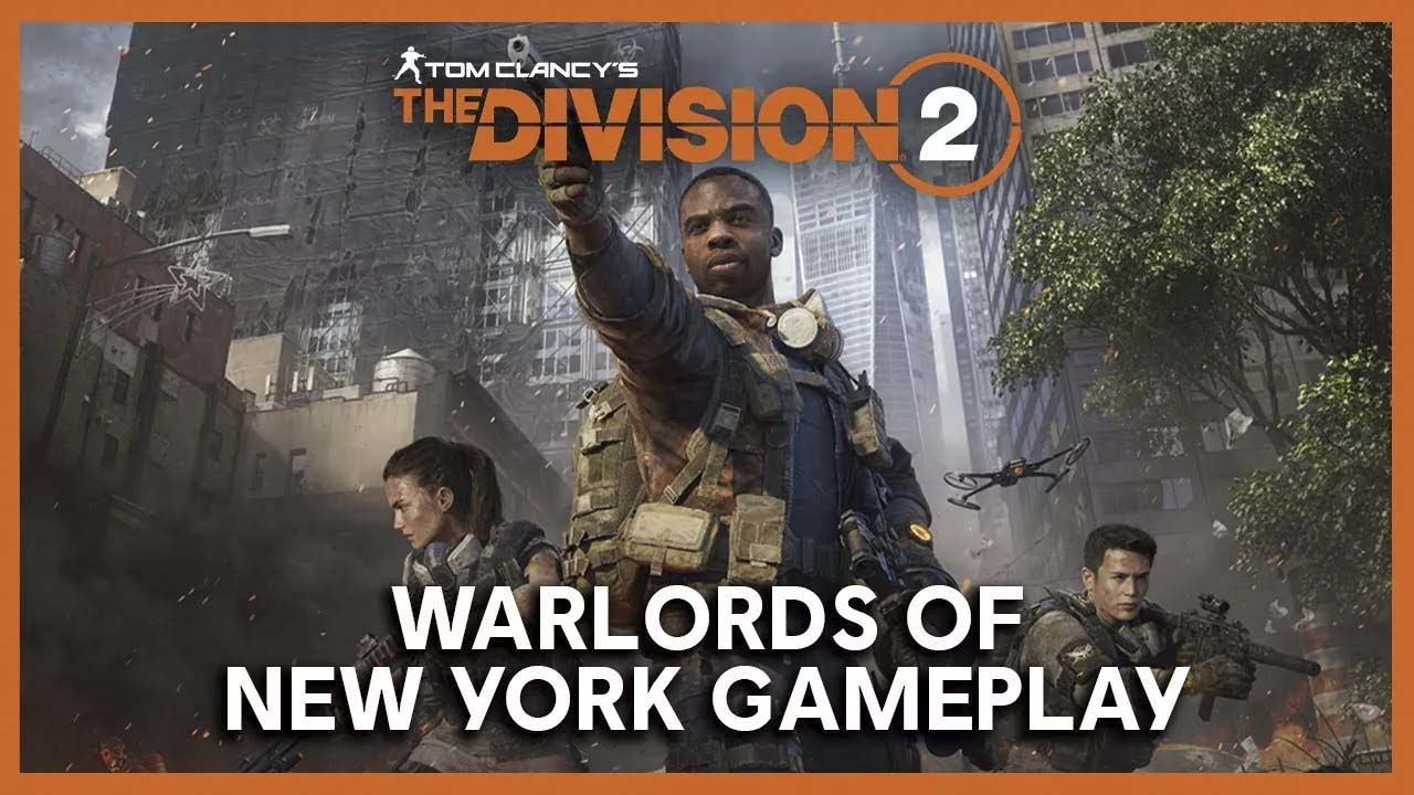 The Division 2: Warlords of New York Gameplay | Ubisoft – YouTube