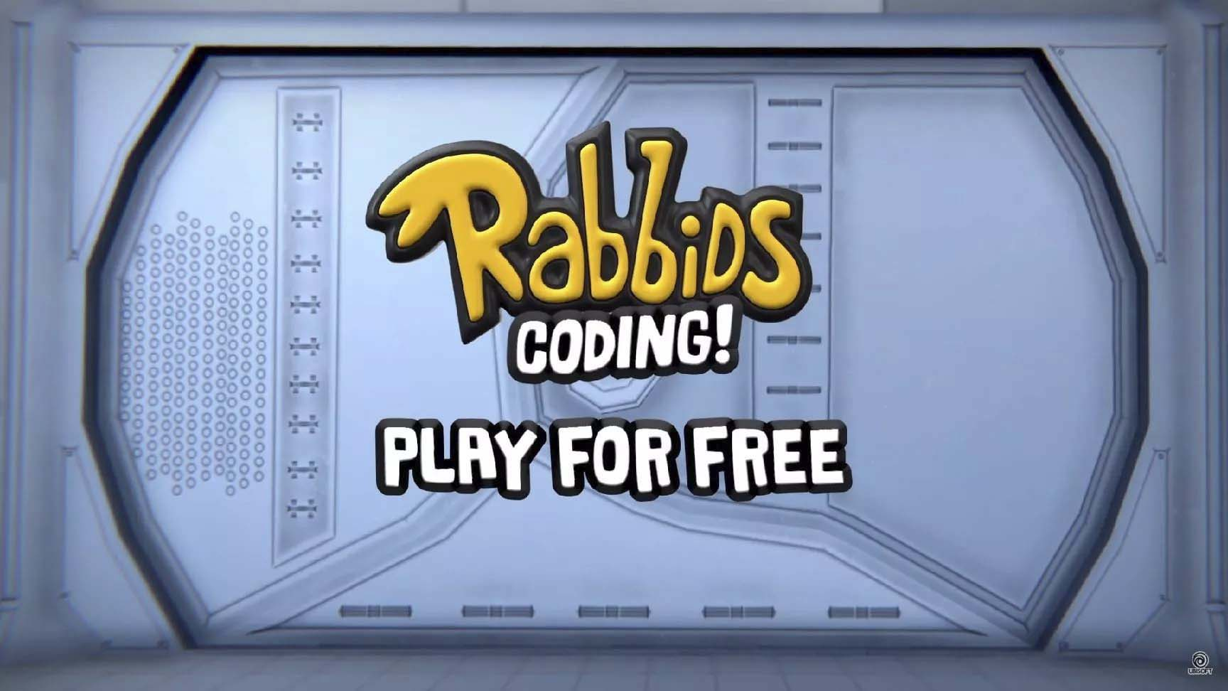 Free Games for #Covid19: Uplay Rabbids Coding Giveaway