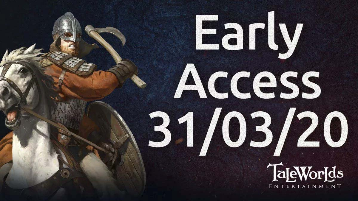Mount & Blade II: Bannerlord PC Special Launch Promotion
