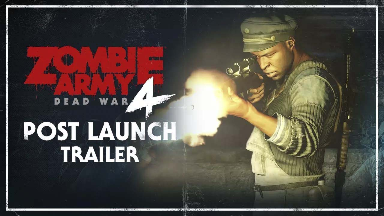 """Zombie Army 4 – """"Terror Lab"""" Launches Today 