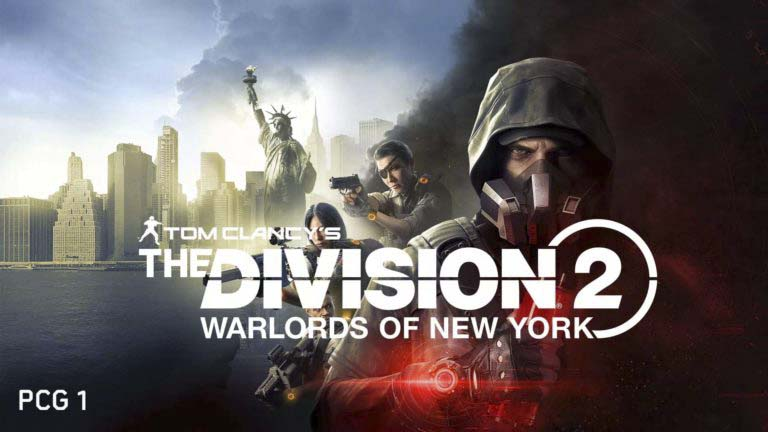 Warlords of New York PCG1