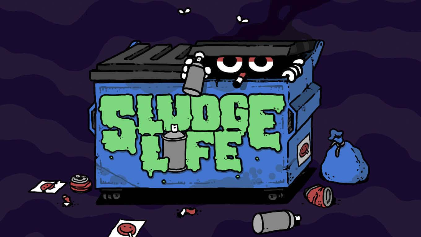 Free Game :Sludge Life – But Hurry Limited Time Offer