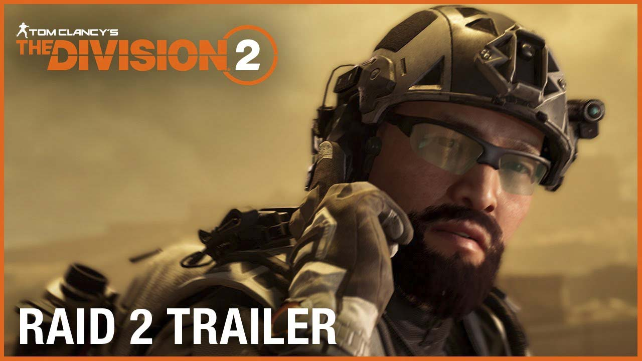 Tom Clancy's The Division 2: New Raid Trailer: Operation Iron Horse