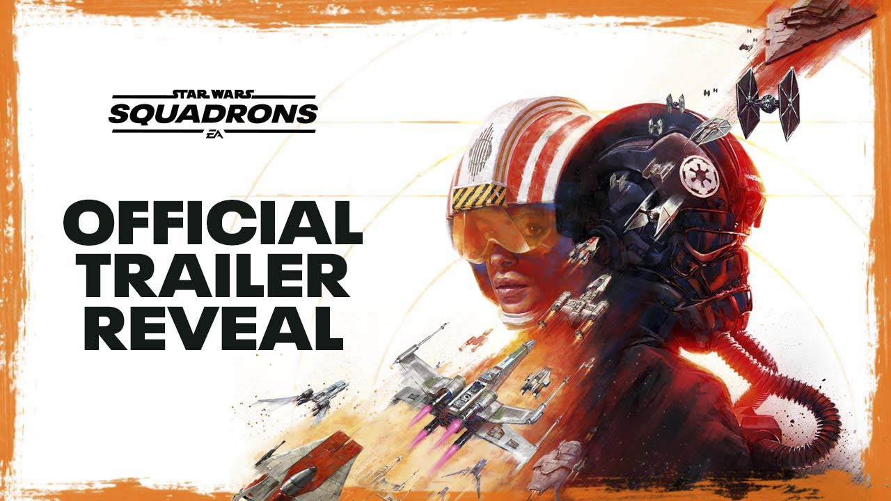 Star Wars Squadrons  – New Official Reveal Trailer | EA Official Site