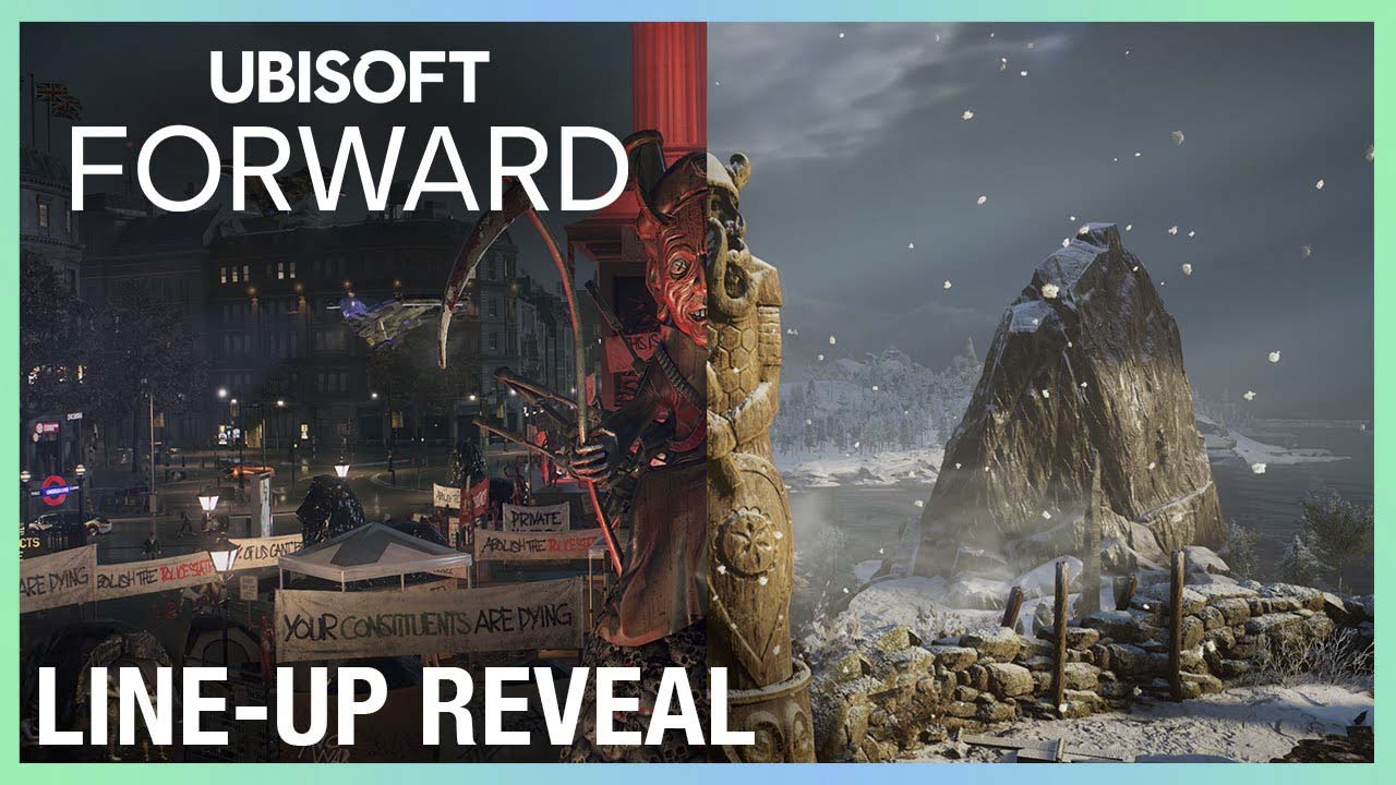 Ubisoft Forward: Line-Up Reveal Event 12 July 2020 | Ubisoft