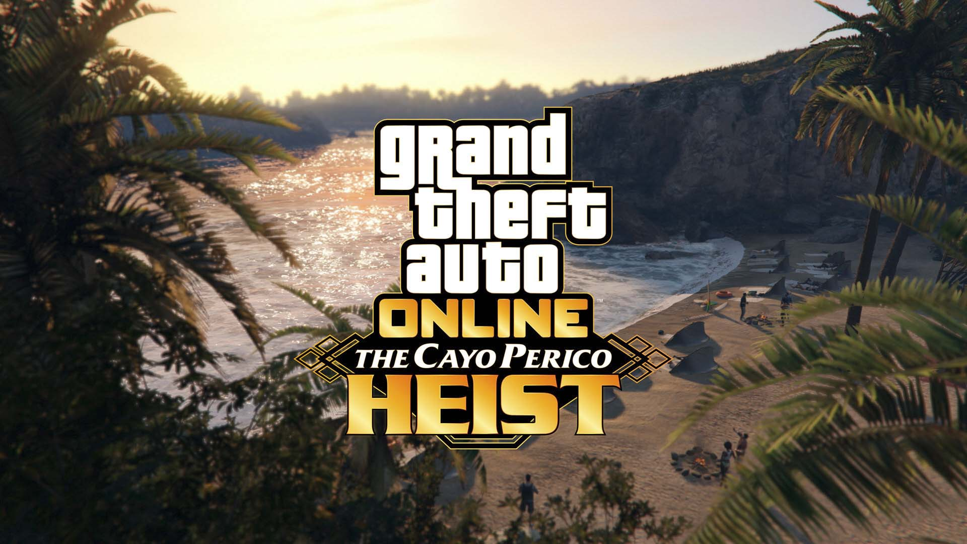 The All New Cayo Perico Heist: Coming 15th December to GTA Online – Rockstar Games
