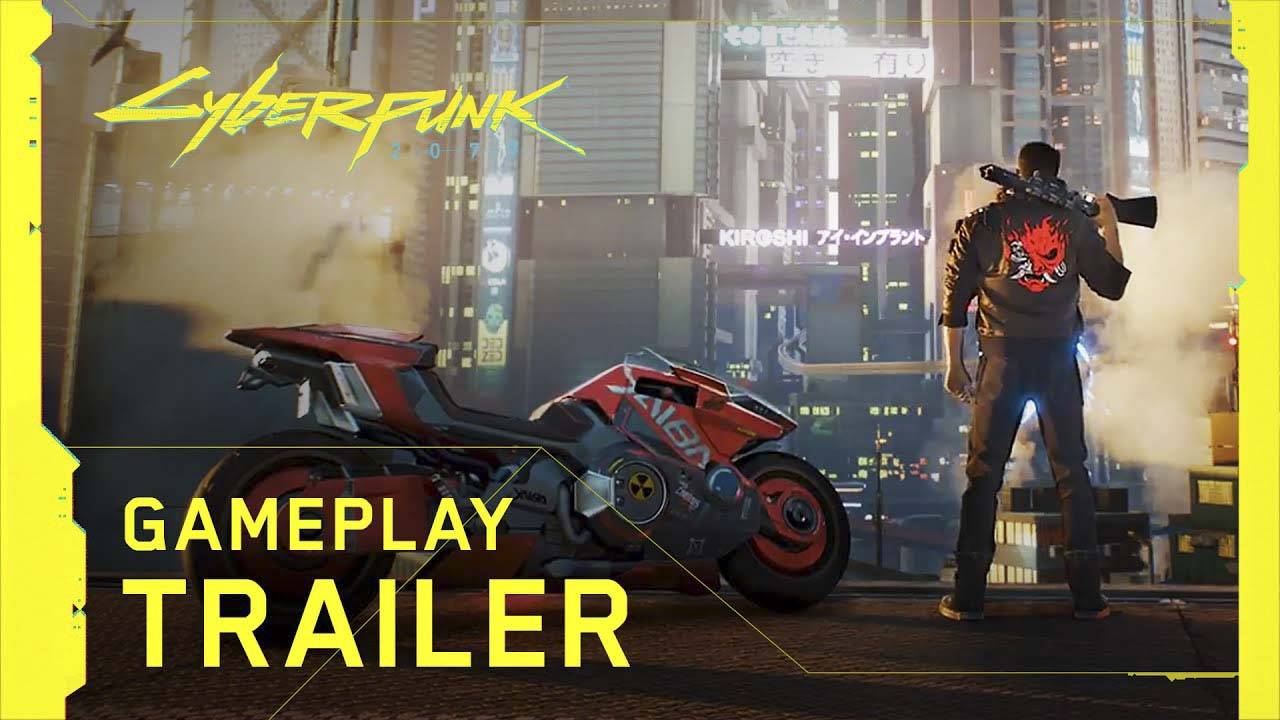 Cyberpunk 2077 — Official New 19th November Gameplay Trailer